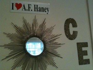 A.F. Haney