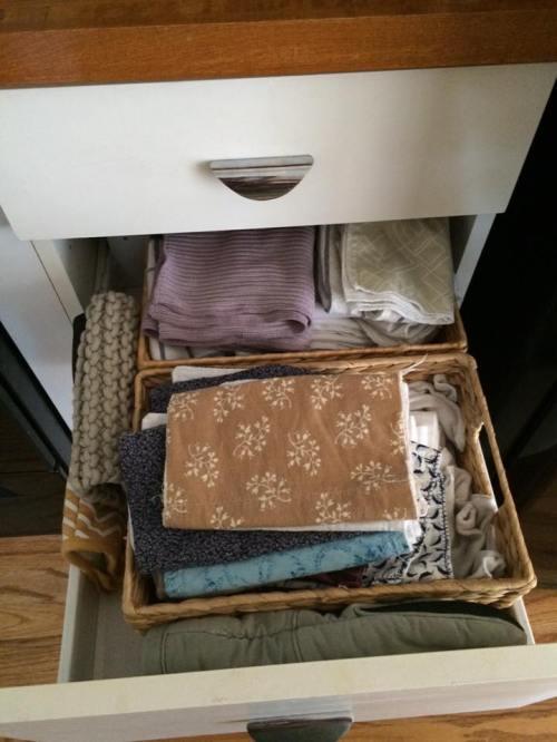 Linen Drawer